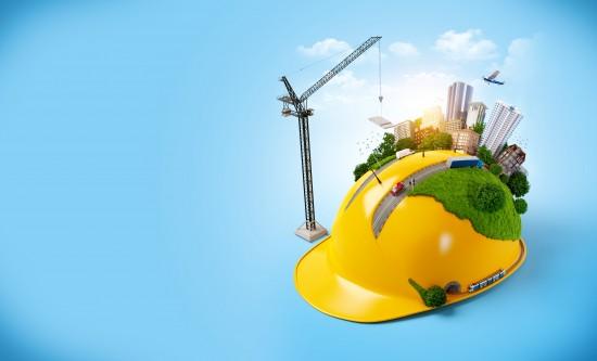 Byggeplasshjelm