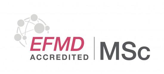 EFMD accredited logo