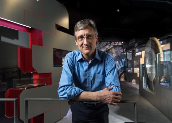 Eckhard Elsen, CERN