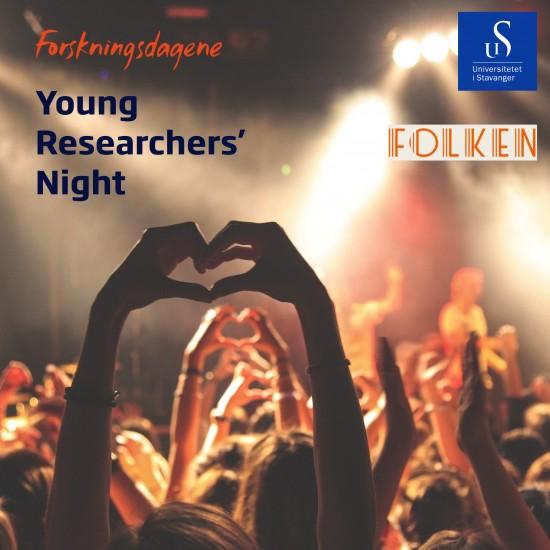 Researchers' Night Folken