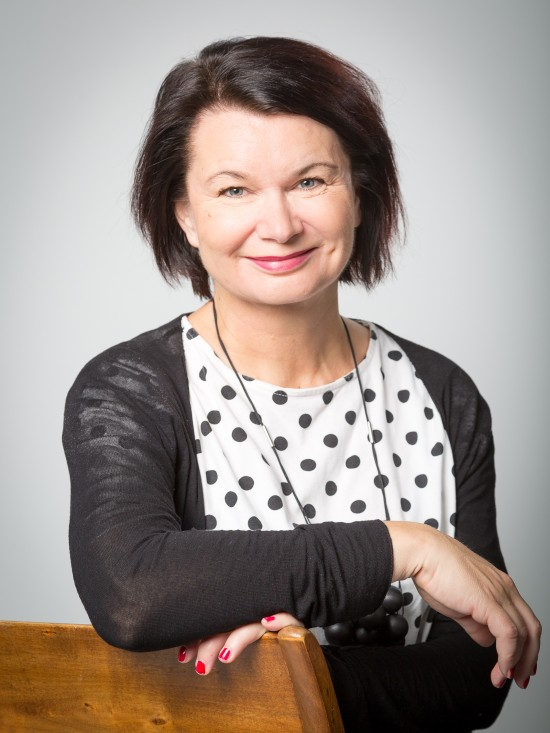 Professor Christina Salmivalli, University of Turku, Finland