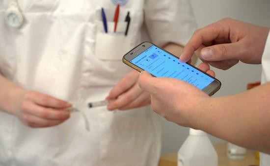 Digisim app for sykepleieprosedyrer