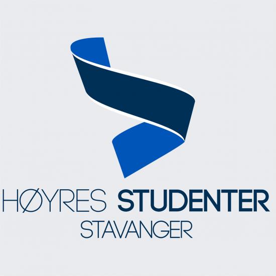 Høyre Studenter Stavanger logo