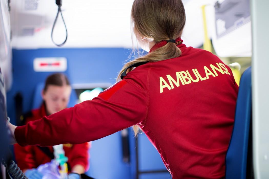 ambulansearbeidere