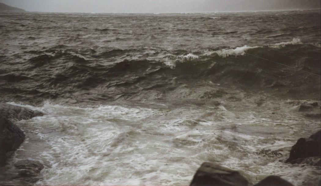 Bilde av bølger