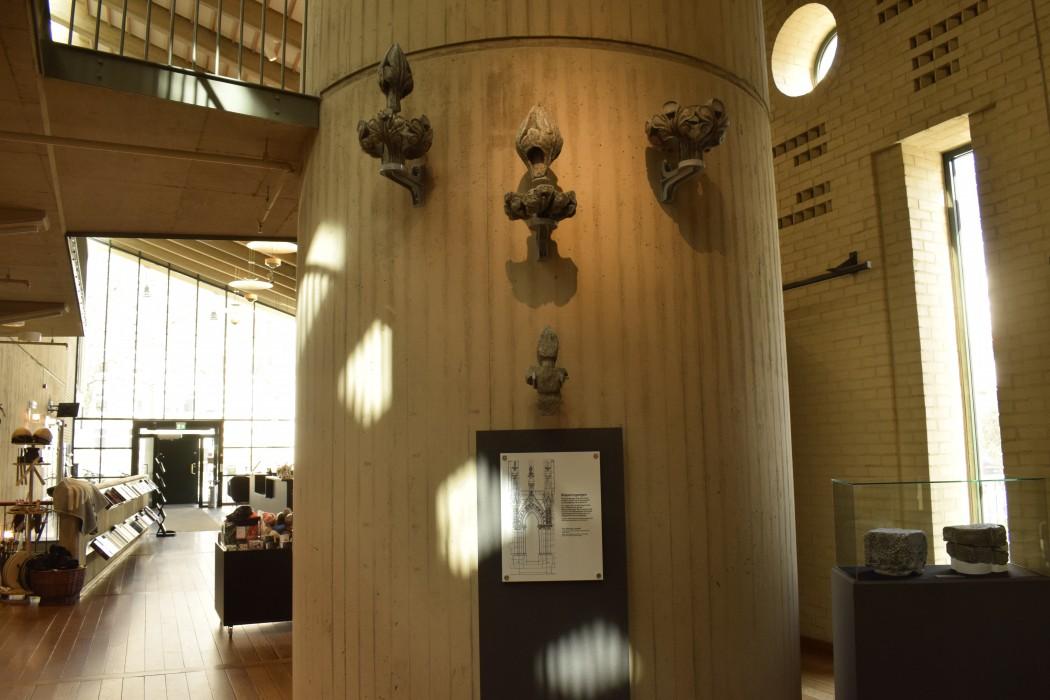 Utstilling på Arkeologisk museum