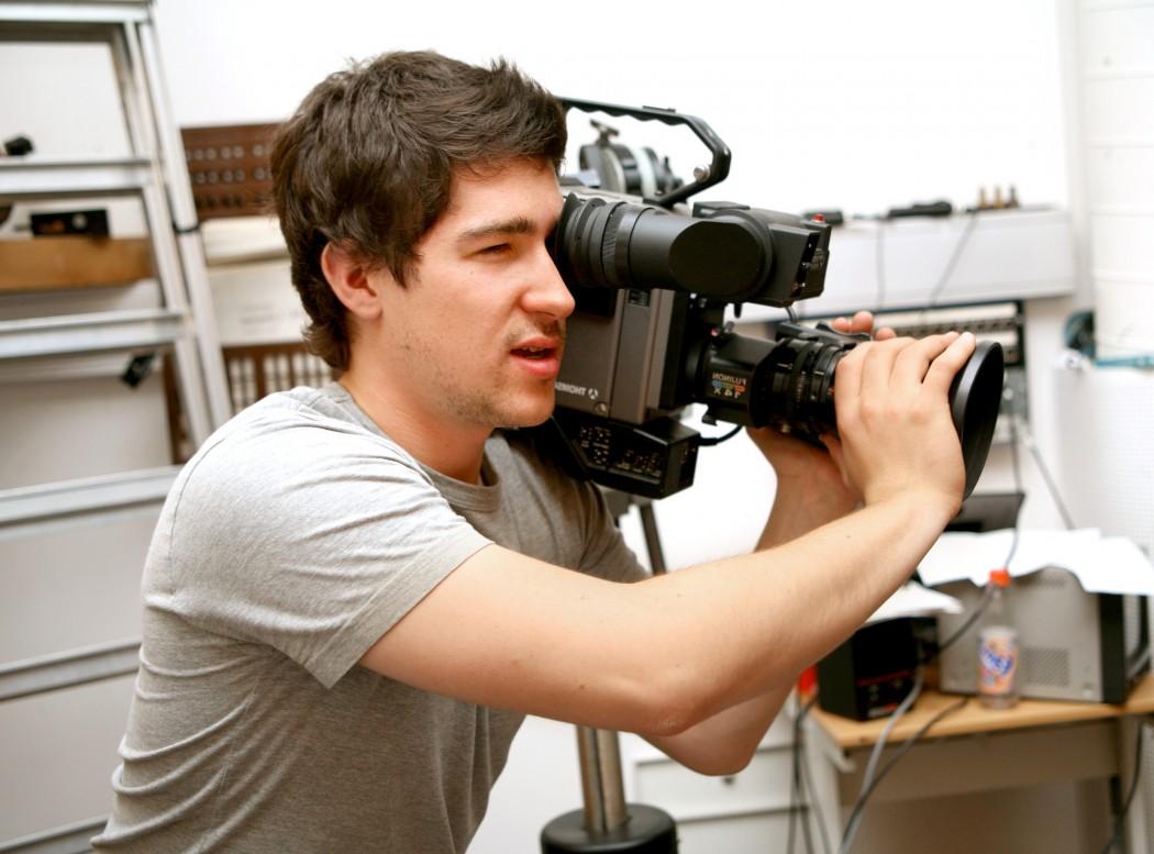Student som filmer, fjernsyns- og multimedieproduksjon