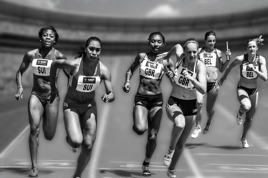 Konkurranse - løp