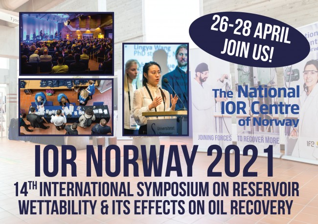 IOR NORWAY flyer